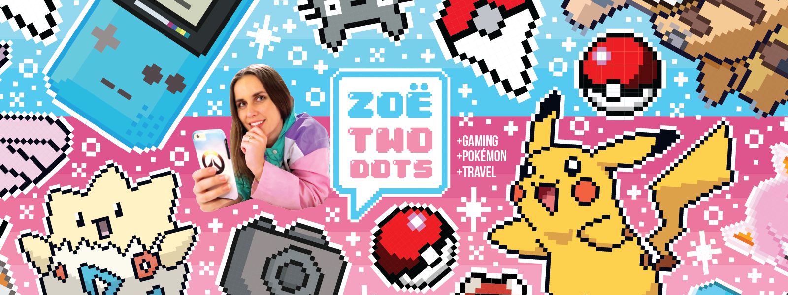 Zoe Two Dots Official Merch on Crowdmade