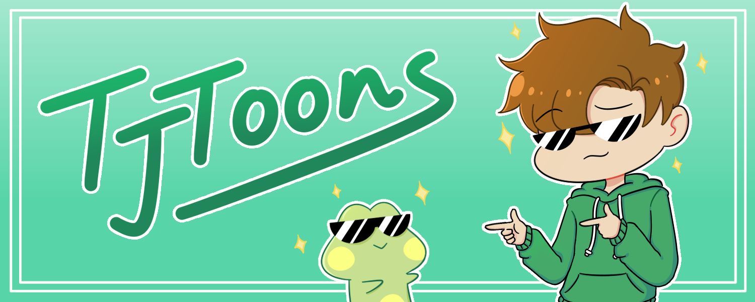 The official merch store of Toons TJ