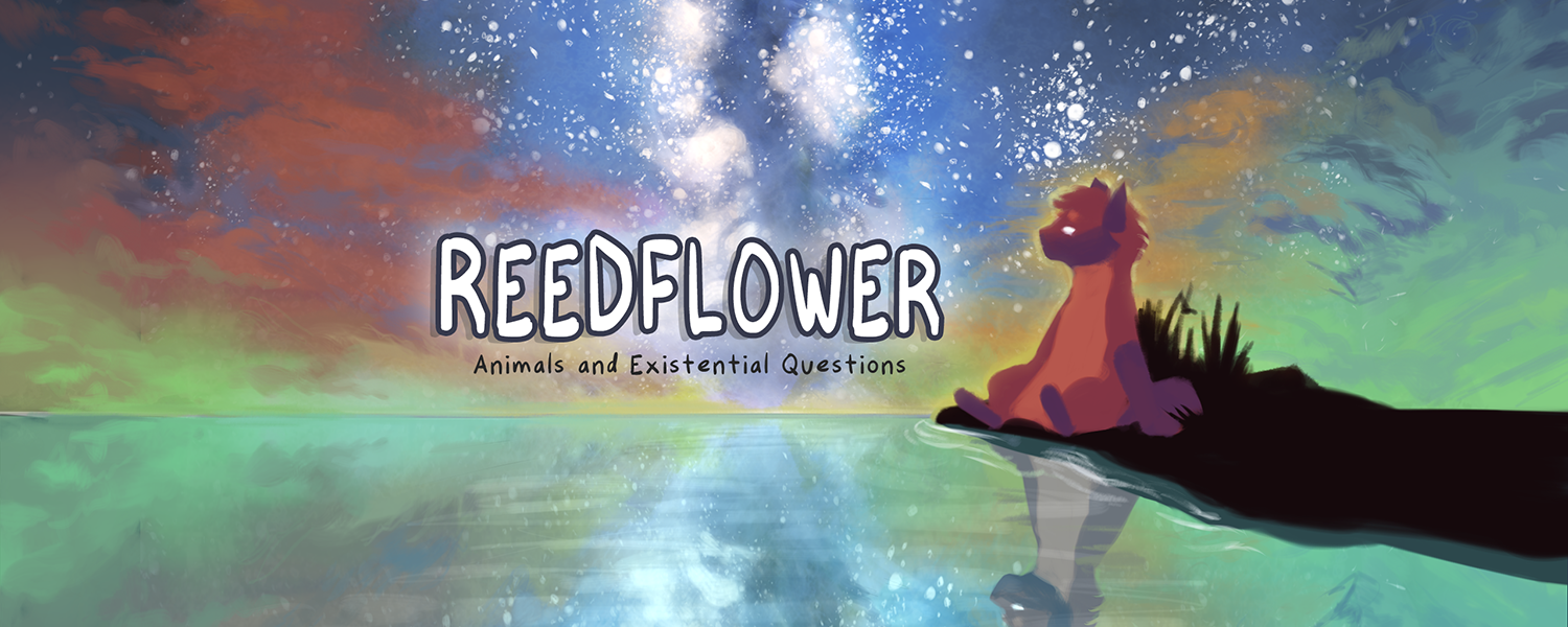 Official merch for Reedflower