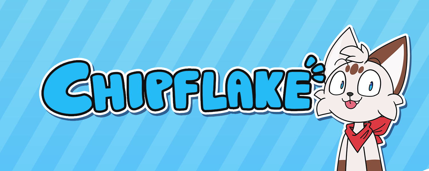 The official merch store for Chipflake!
