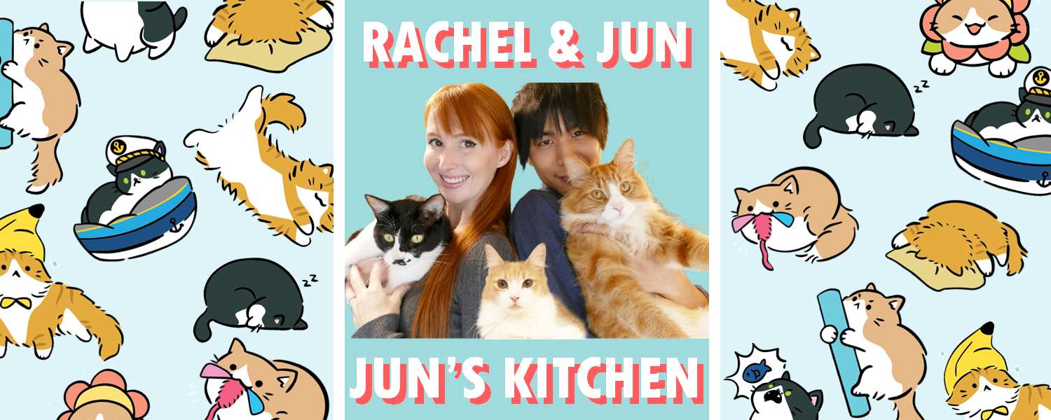 The official merch store for Rachel and Jun, Rachel & Jun's Adventures, and JunsKitchen!