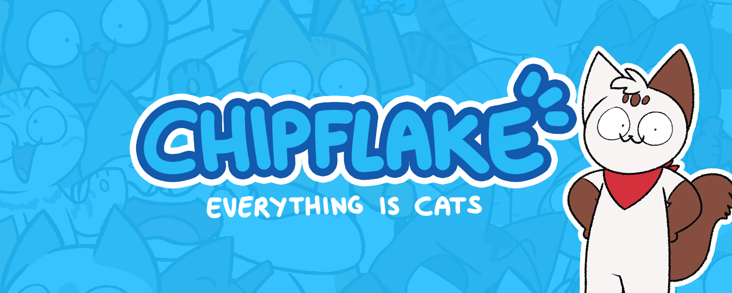 The official merch store for Chipflake.
