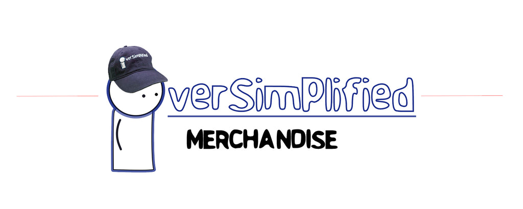 The official merch store of Oversimplified