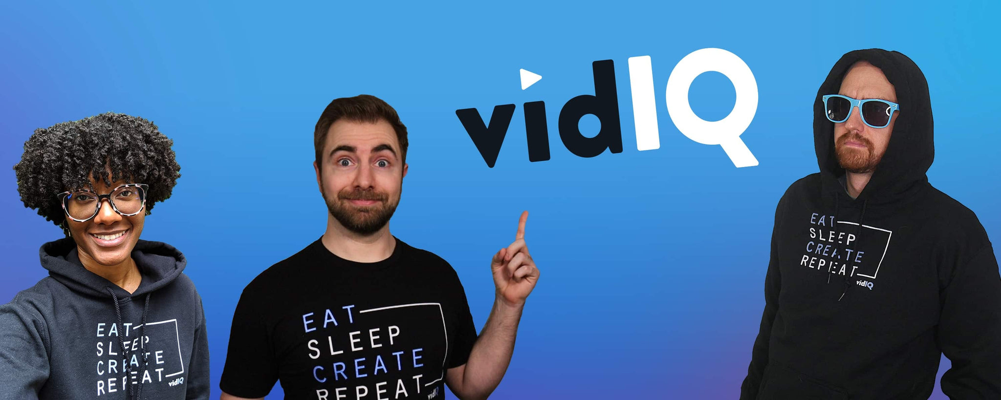 The official merch store for vidIQ!