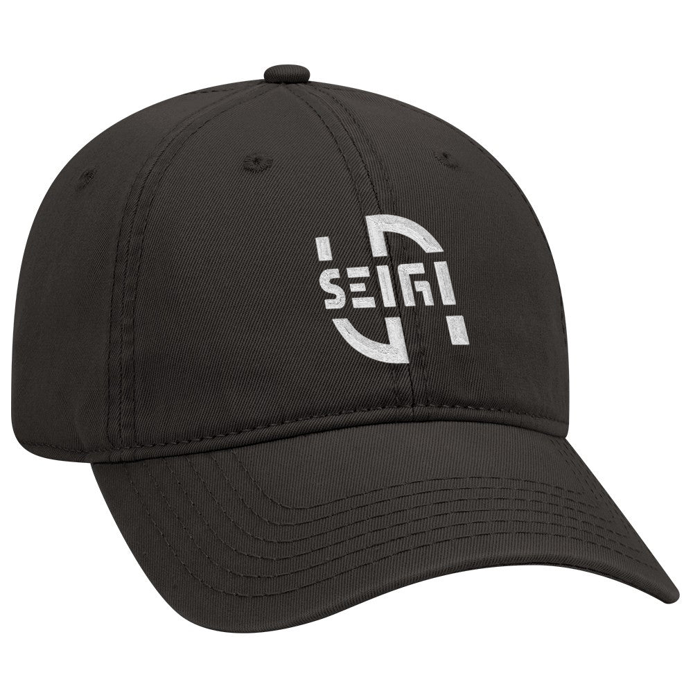SeigiVA Embroidered Dad Hat