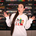 Menchie & Zyler Holodays - Unisex Sweater