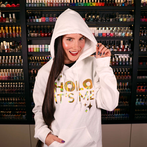 Holo Its Me - Gold Holo - Unisex Pullover Hoodie