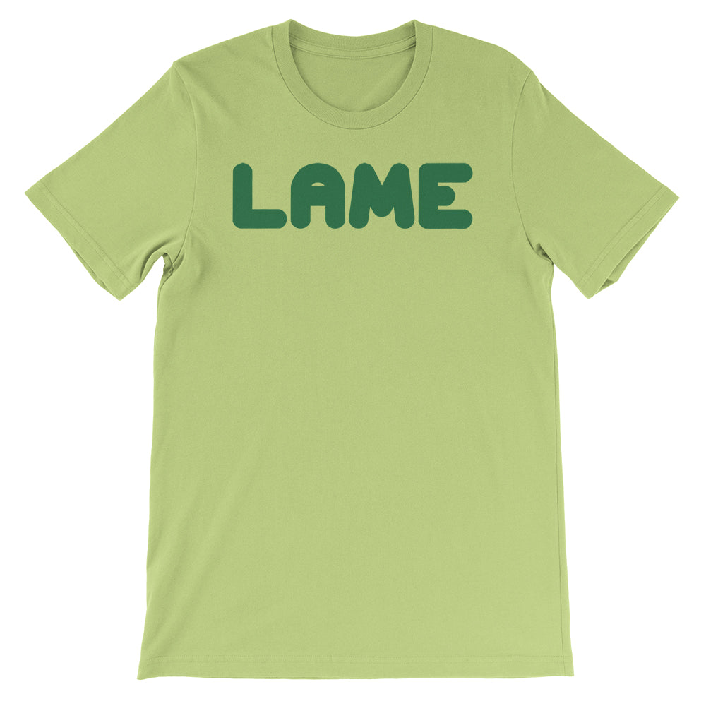 The Official Lame Shirt Kiwi