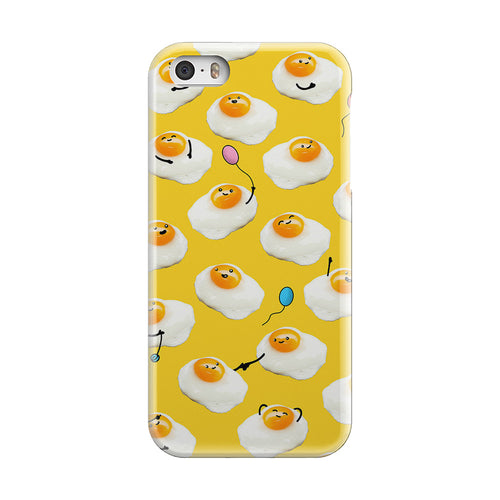 Aksually Eggs iPhone Case