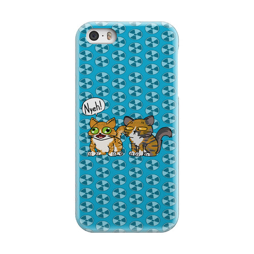 Nyeh iPhone Case