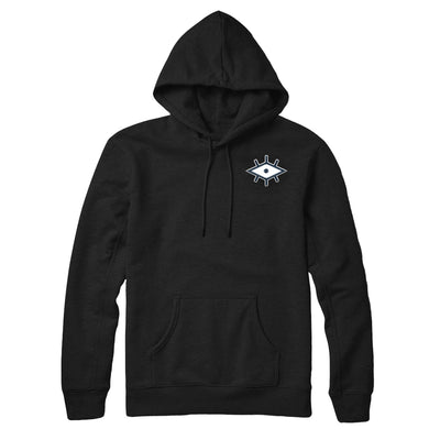 Anidoodles Weather Witch Embroidered Hoodie