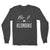 Be A Klondike - Unisex Long Sleeve Shirt Black Heather