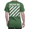 Dream Big - White - Unisex T-Shirt