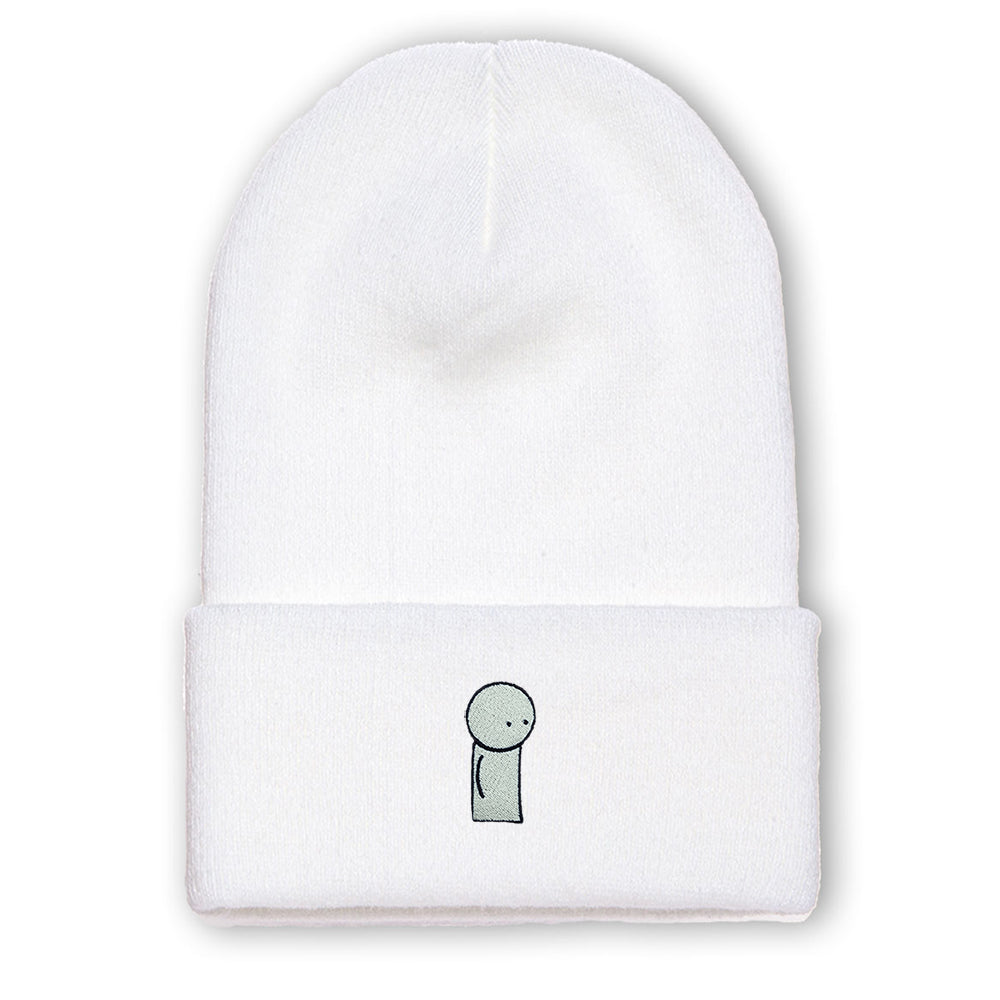 Oversimplified - Embroidered Beanie