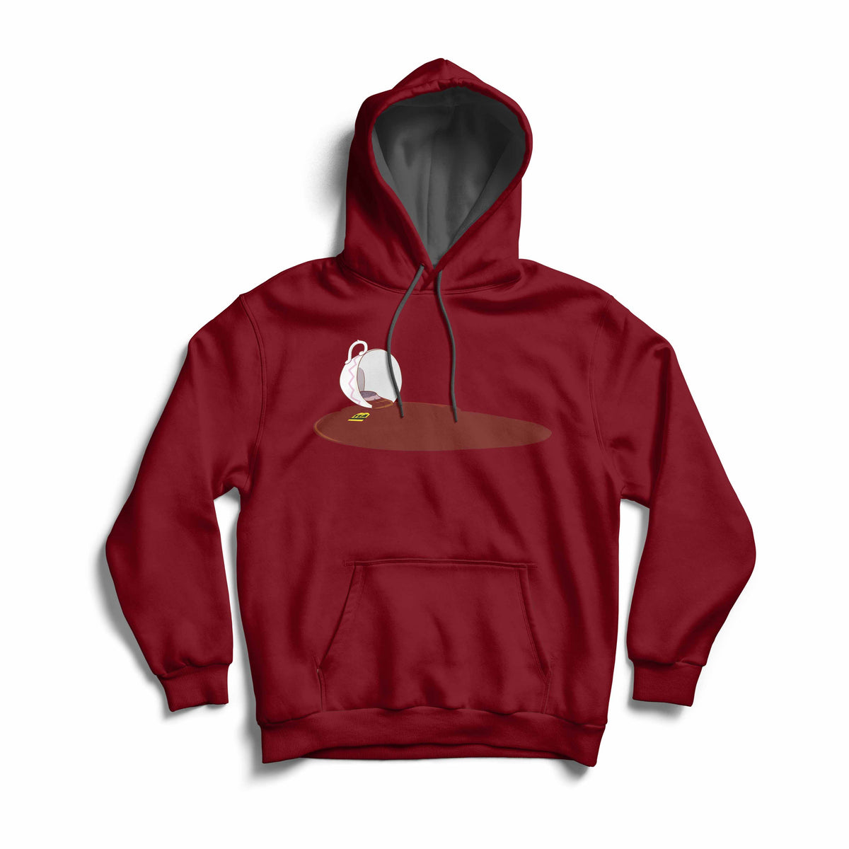 Spilled Tea - Pullover Hoodie