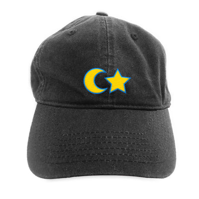 Charriii5 Moon & Star Dad Hat