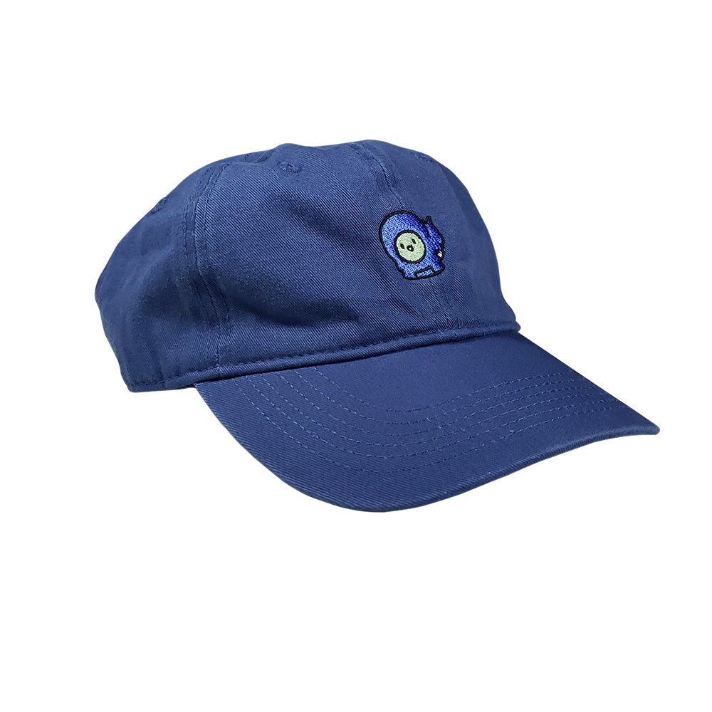 Gingerpale Dad Hat China Blue