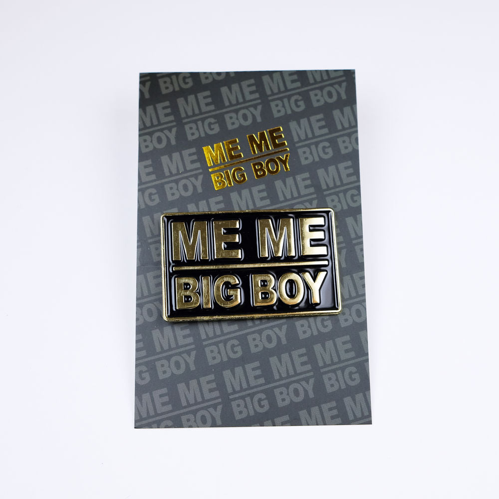 Jacksfilms - Me Me Big Boy Pin
