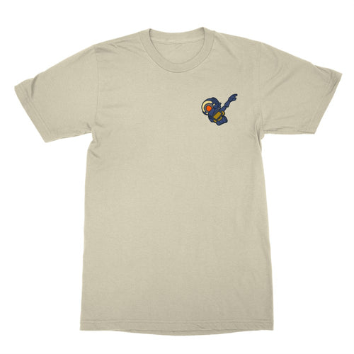 Dabbing Pathfinder Embroidered Shirt