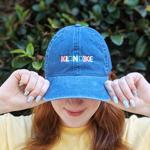 Klondike Embroidered Dad Hat