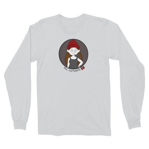 Ell Cartoons Avatar Longsleeve