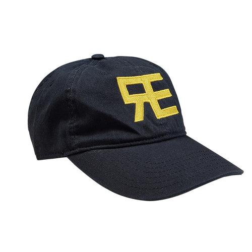 Random Encounters Logo Hat Black