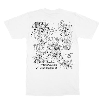Get That Outta Here double-sided Shirt (Black Ink)