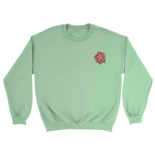 Gingerbud - Embroidered Unisex Sweater