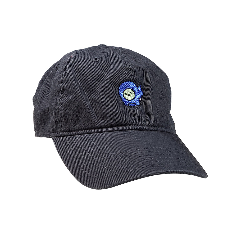 Gingerpale Dad Hat Graphite