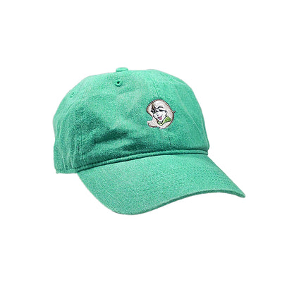 Spechie Embroidered Dad Hat Grass