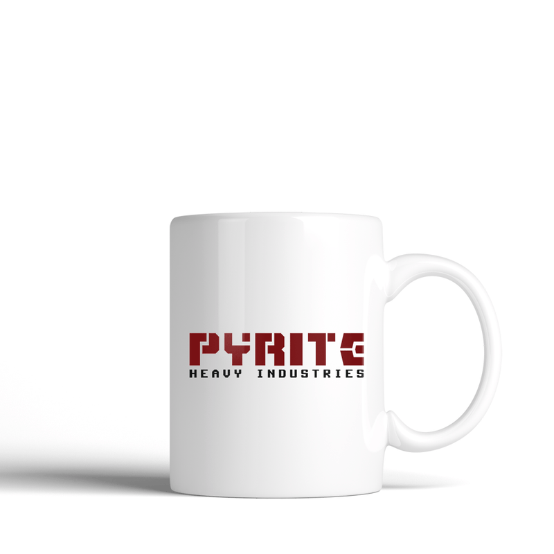 Pyrite Heavy Industries -  Ceramic Mug