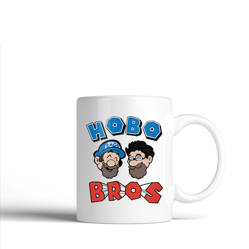 Hobo Bros -  Ceramic Mug