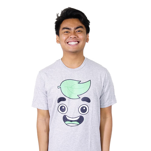 Happy Guavs Unisex Shirt Light Heather Grey