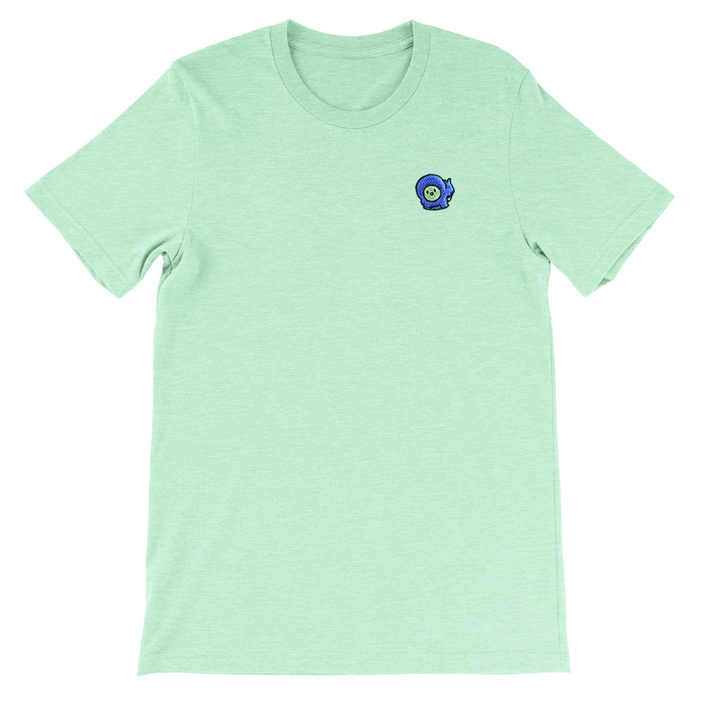 Gingerpale Icon Embroidered T-shirt