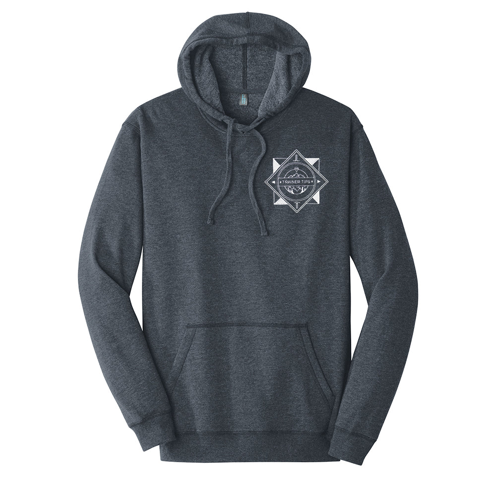 Trainertips - Premium Embroidered Hoodie