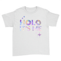 Holo Its Me - Purple Frost Holo - Kids Youth T-Shirt