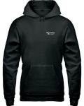 Be Happy - Rage Nation - Katakana - Unisex Pullover Hoodie Black