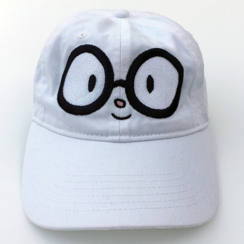 Illy Glasses Dad Hat