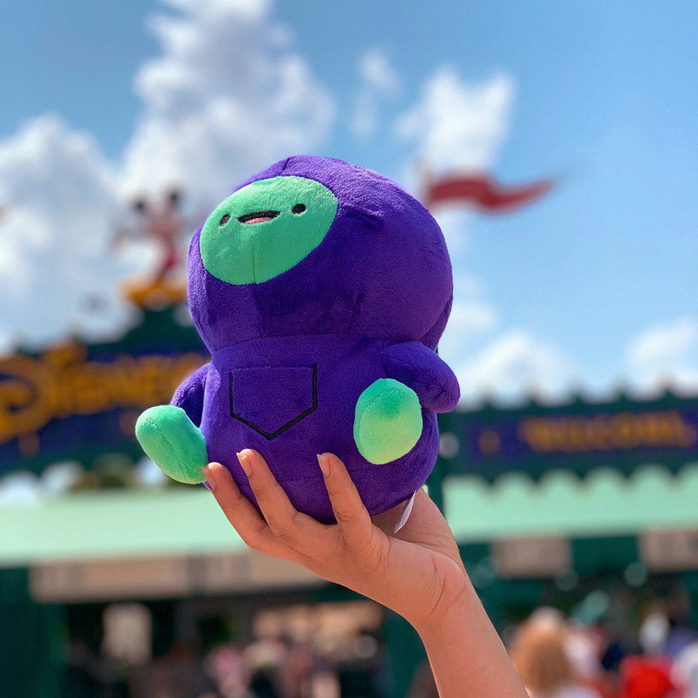 Limited Edition Gingerpale Plush