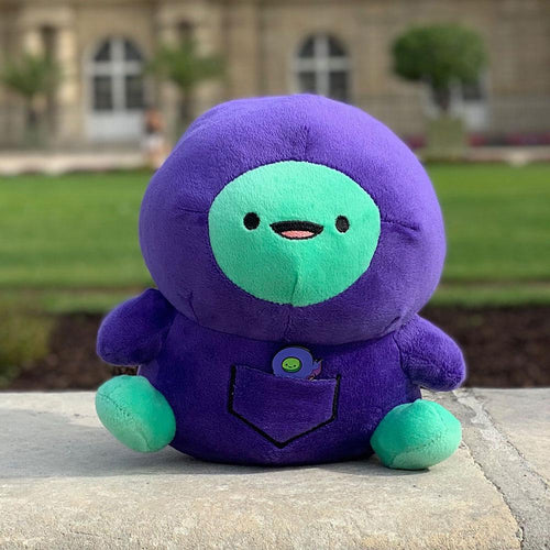 Gingerpale Plush (Presale)