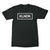 KLNDK - Unisex Shirt Black