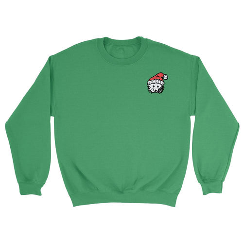 Limited Edition - Santa Klondike Embroidered Sweater