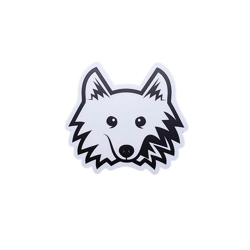 Klondike Die Cut Sticker