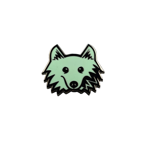 Klondike Season 2 Enamel Pin - Mint
