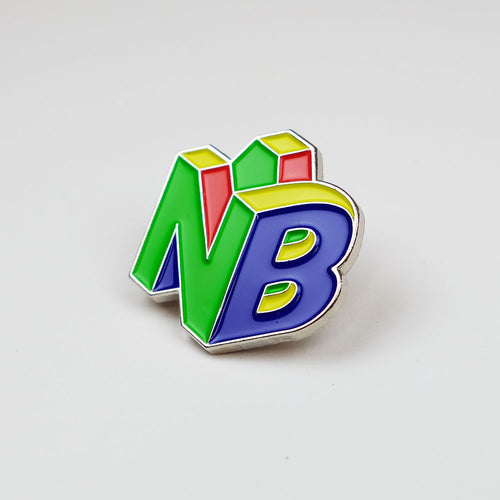 NB64 - Enamel Pin