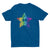 Graffiti Star T-Shirt Royal