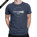 Limited Edition Mobile Evolution - Unisex T-Shirt Navy