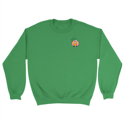 Kelsey Animated Holiday Ornament Sweater