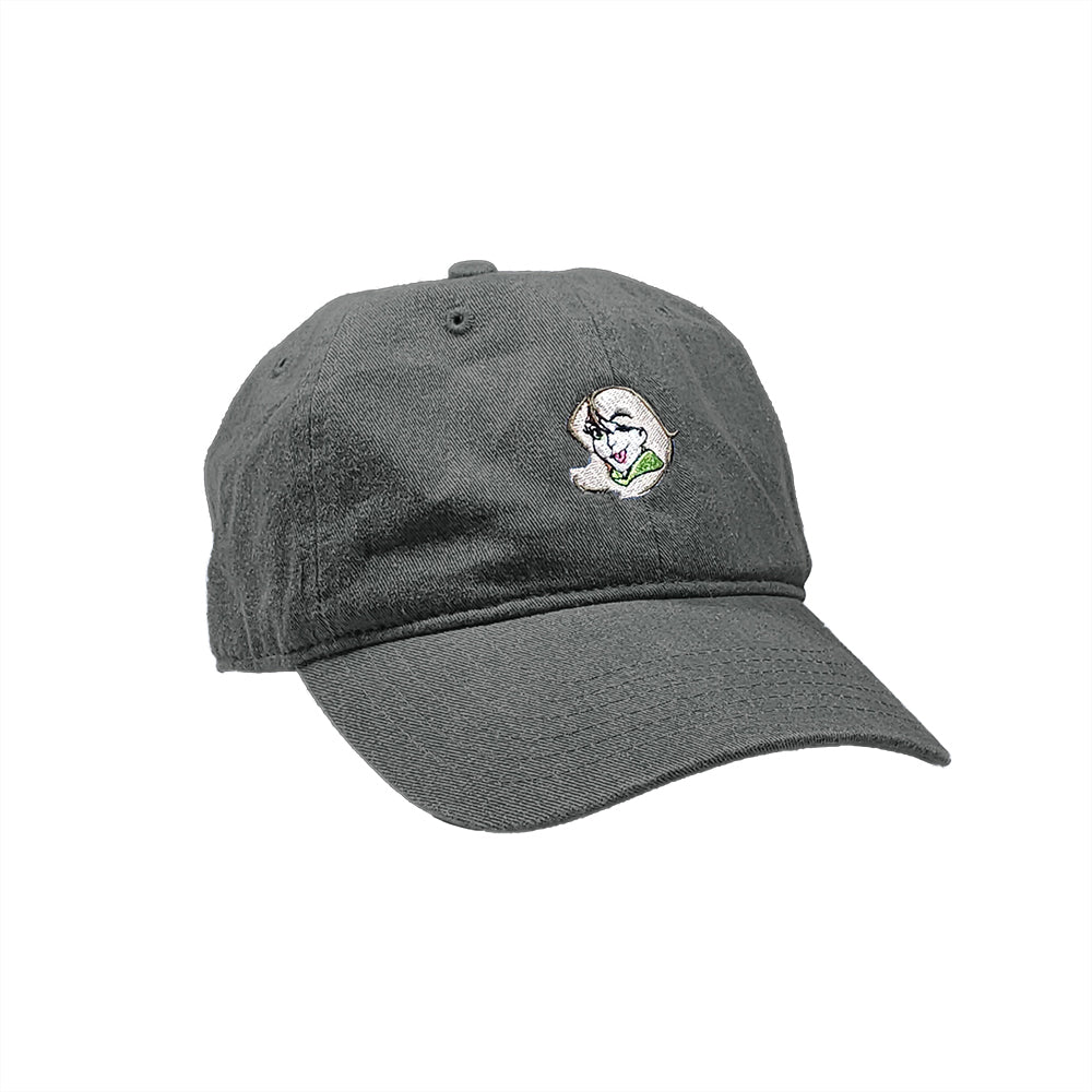 Spechie Embroidered Dad Hat Pepper