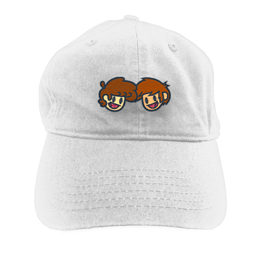 BPTV Faces Dad Hat